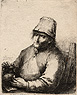 Nothnagel: Peasant with Pipe