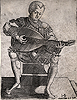 Brosamer: The Lute Player