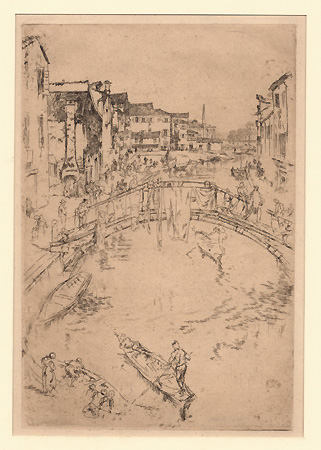 Whistler, The Bridge, Venice