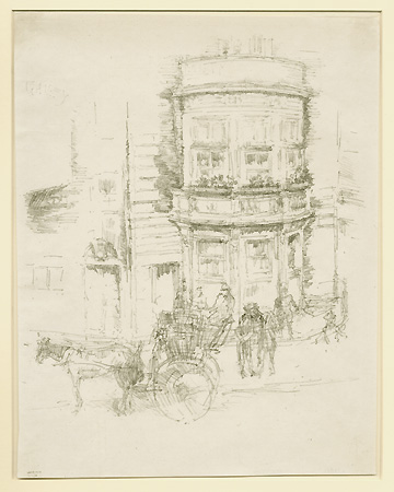 Whistler, Back of the Gaiety