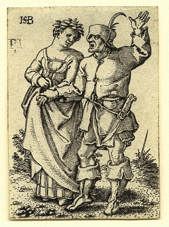 Beham, Peasant Couple