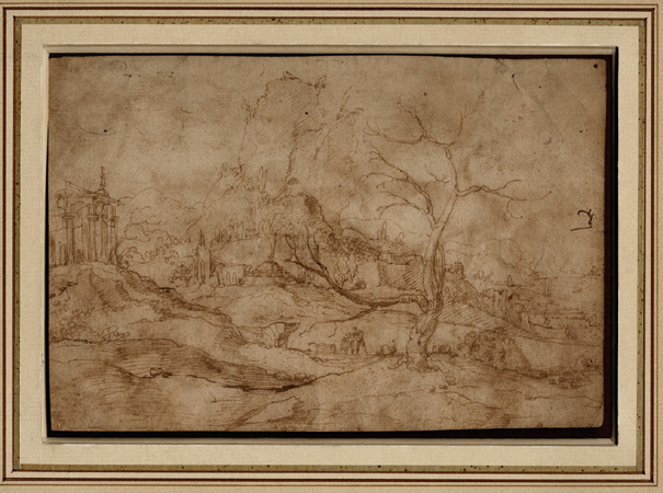 School of Antwerp, Imaginary Landscape