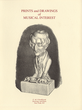 PRINTS AND DRAWINGS OF MUSICAL INTEREST
