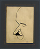 Auerbach-Levy , Caricature Portrait of Eugene O'Neill