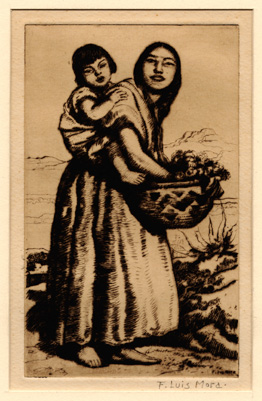 Mora: Mother and Child