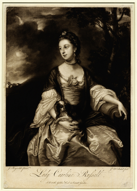 MacArdell, Lady Caroline Russell