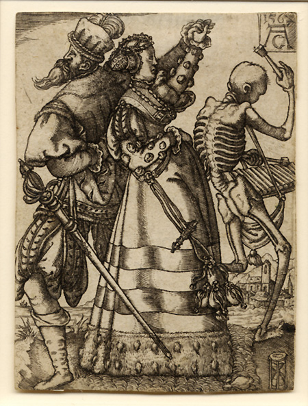 Claeaz, Dancers with Death