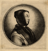 Hollar, Woman with  Headdress