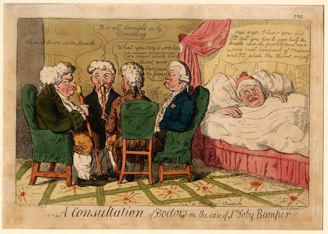 Cruikshank, A Consultation