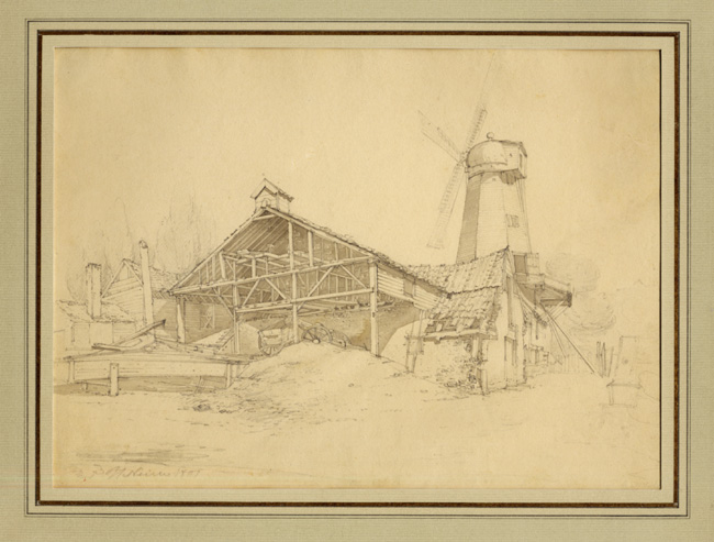 O'Neill, The Mill