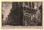 Piranesi, View of the Remains