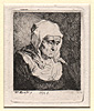 Plonski, Bust of an Old Woman