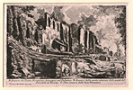 Piranesi, Ruins of the Neronian
