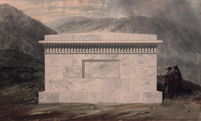 Weir, Study for a Monument